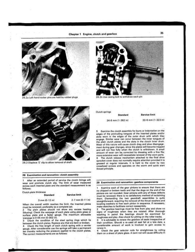 yamaha xs 400 1977 1982 manual part1 engine clutch gearbox cap tul rh slideshare net yamaha xs 400 manual yamaha xs 400 workshop manual