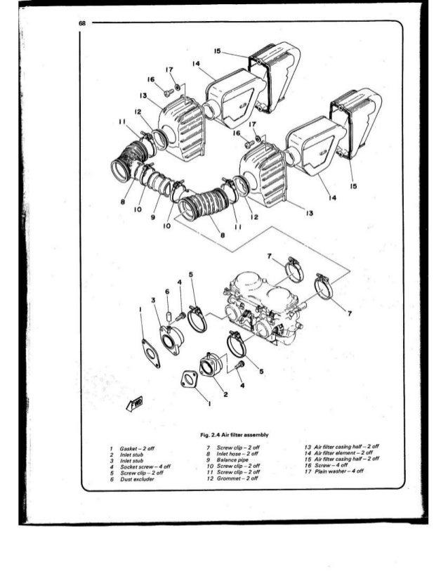 Yamaha Xs 400 1977 1982
