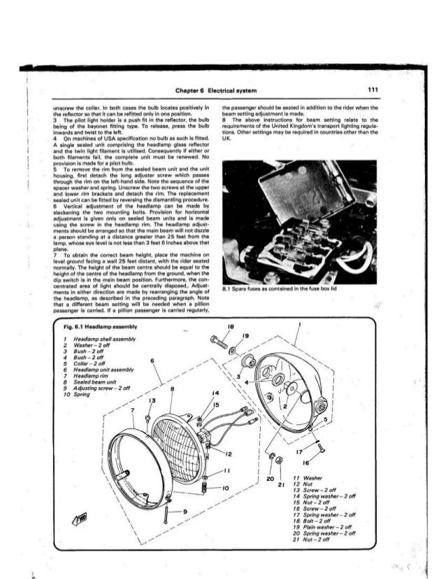 Yamaha 400 Special Fuse Box : 27 Wiring Diagram Images