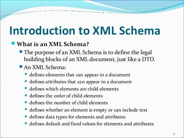 Xsd examples