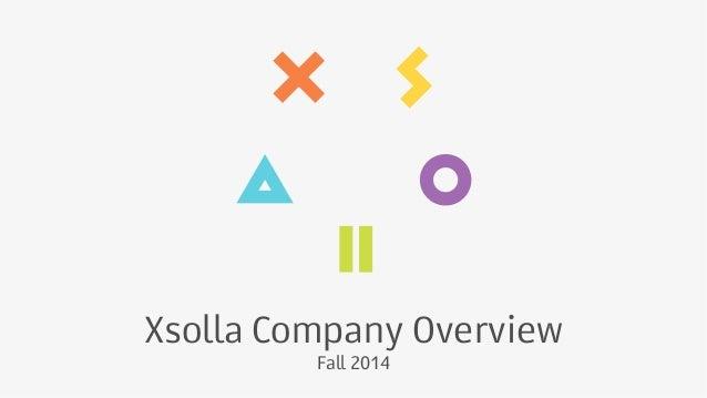 Xsolla company overview