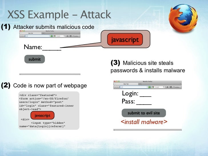 Cross Site Scripting - Mozilla Security Learning Center