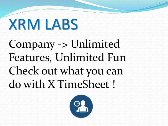 x time sheet