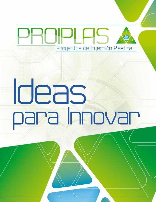 PROIPLAS SAS, compañía con una extensa y amplia experiencia en el sector plástico, se especializa en la inyección plástica...