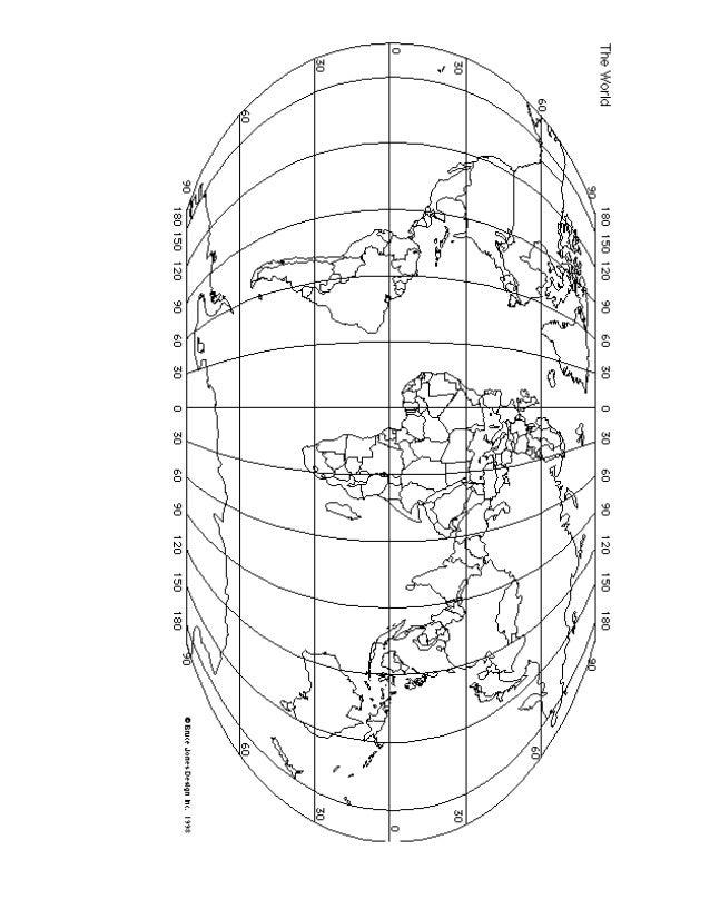 World climatezones 2