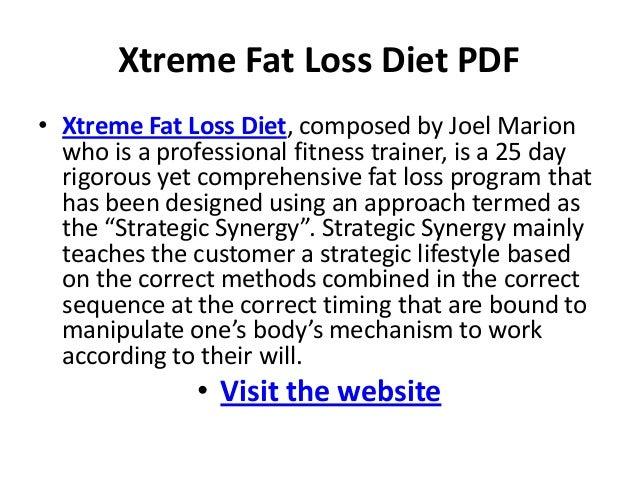 xtreme fat loss diet pdf parent directory