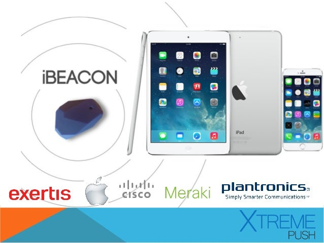 So what is iBeacon? •  Indoors GPS breaks down •  Apple trademark for indoor proximity system •  iBeacon uses Bluetooth Lo...