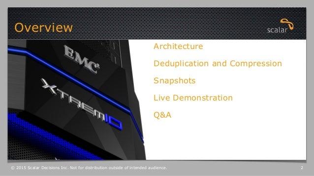 XtremIO Slide 2