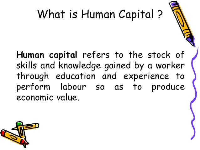 human capital formation in india Effects of foreign direct investment and human capital formation on labour markets in india gunja baranwal corresponding author research fellow, centre for studies.