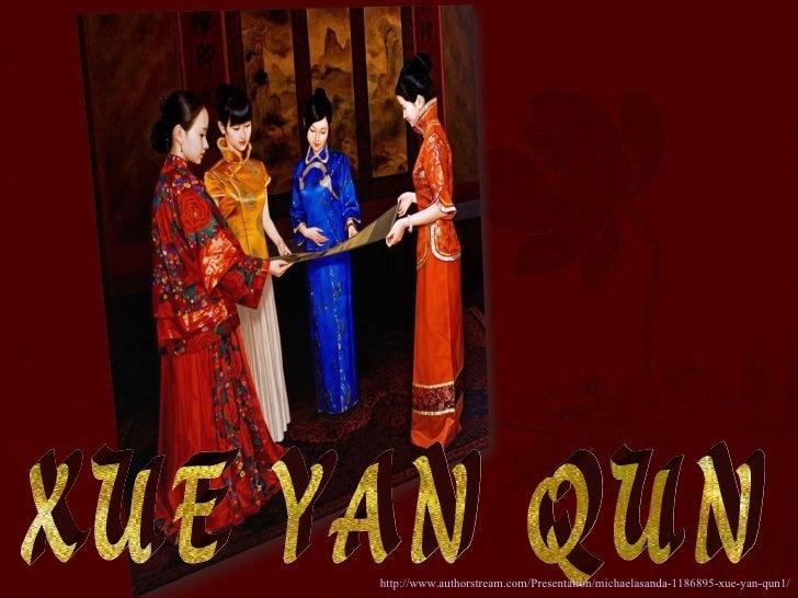 http://www.authorstream.com/Presentation/michaelasanda-1186895-xue-yan-qun1/