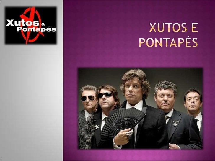    No final de 1978, os Zé Pedro, Kalú, Tim e Zé Leonel,    formam os Xutos e Pontapés, dando o primeiro concerto    a 13...