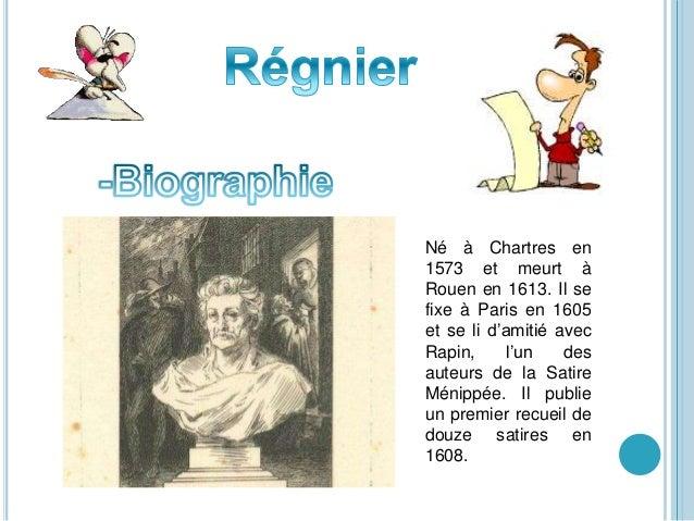 Né à Chartres en 1573 et meurt à Rouen en 1613. Il se fixe à Paris en 1605 et se li d'amitié avec Rapin, l'un des auteurs ...