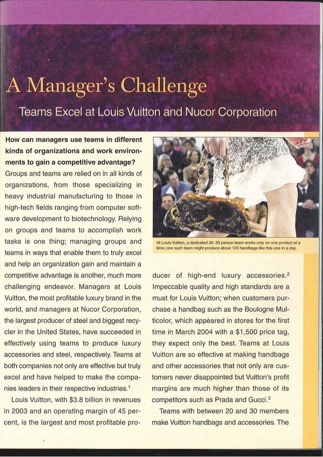 A Manager's Challenge (11)