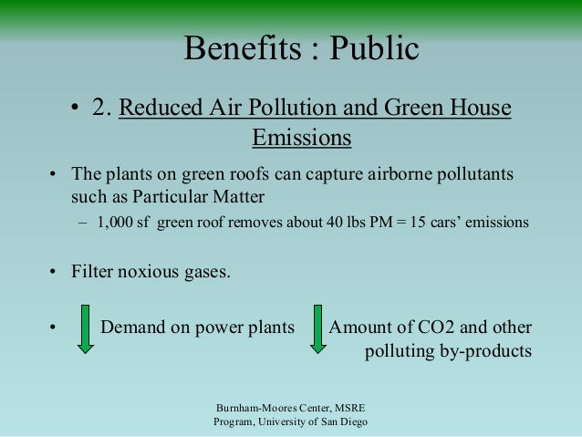 Benefits Public  Green Roofs Gardening Saving the Planet. Rooftop Garden Benefits   SNSM155 com