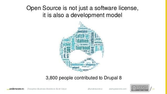 Proprietary and ConfidentialProprietary and Confidential 3,800 people contributed to Drupal 8 Open Source is not just a so...