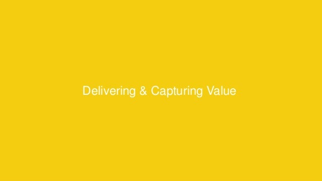 Proprietary and ConfidentialProprietary and Confidential Delivering & Capturing Value