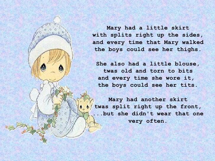 Twisted nursery rhymes