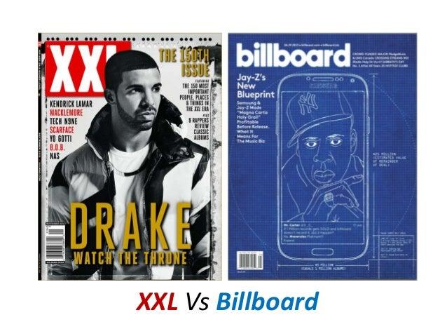 XXL Vs Billboard
