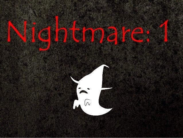 Nightmare: 1