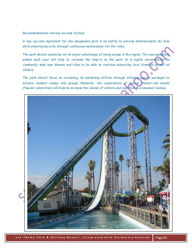 Xxx Theme Park Holiday Resort Integrated With Dormitory Hostel