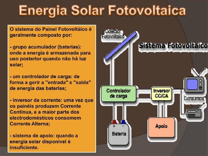Trabalho Sobre Energia Solar