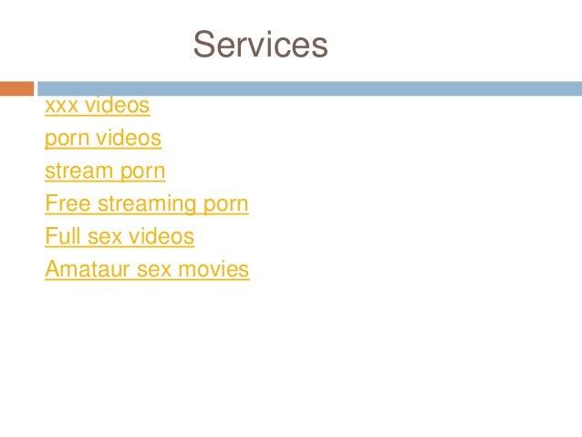 Xxx videos slideshare - 웹