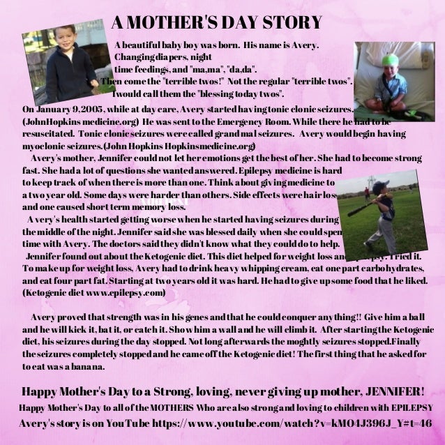 a mothers story Sharing fun stories about mothers-in-law (and other relatives) that will make you laugh a great way to relieve family stress and tension.