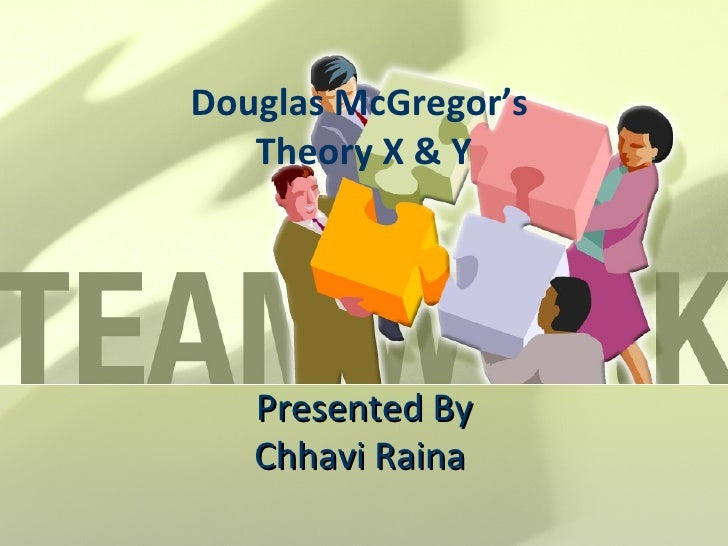 douglas mcgregor theory x theory y advantages disadvantage In 1960 douglas mcgregor defined contrasting assumptions about theory x theory x basically holds the belief that people do not like work and that some kind of direct pressure and control must be exerted.