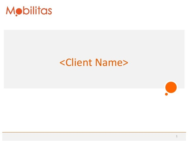 <Client Name>                1