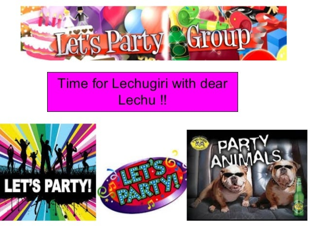 Time for Lechugiri with dear Lechu !!