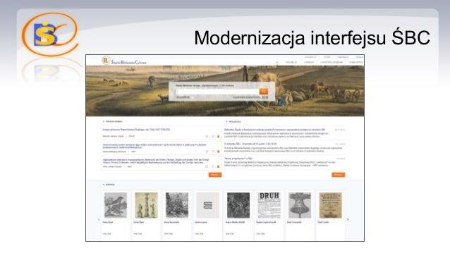 Sprawy organizacyjne i rozwojowe  - prezentacja na X Zebranie ŚBC Slide 3