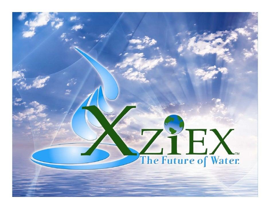 THE XZIEX™ INDUSTRIAL / COMMERCIAL      ATMOSPHERIC    WATER GENERATOR