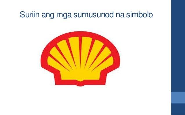 Suriin ang mga sumusunod na simbolo