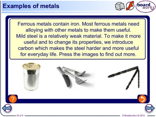 Alloy Metals