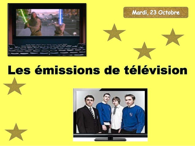 DO NOW• Match the English with the French tv  programmes:• http://www.zut.org.uk/beginner/year8/10725  /10803/160.html