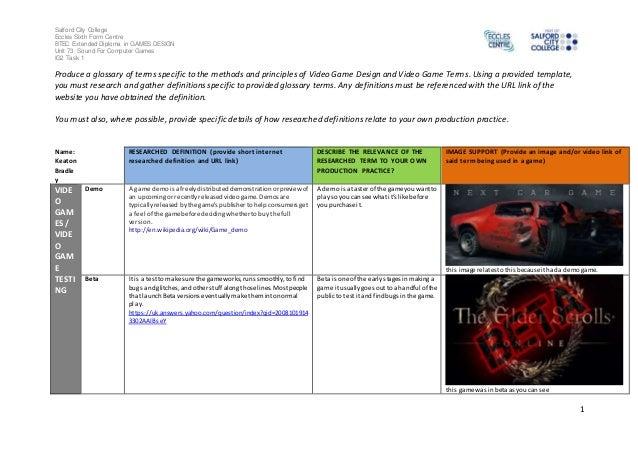 y1 gd engine terminology rh slideshare net