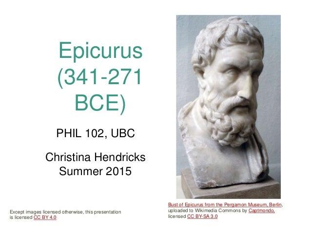 Epicurean ethics