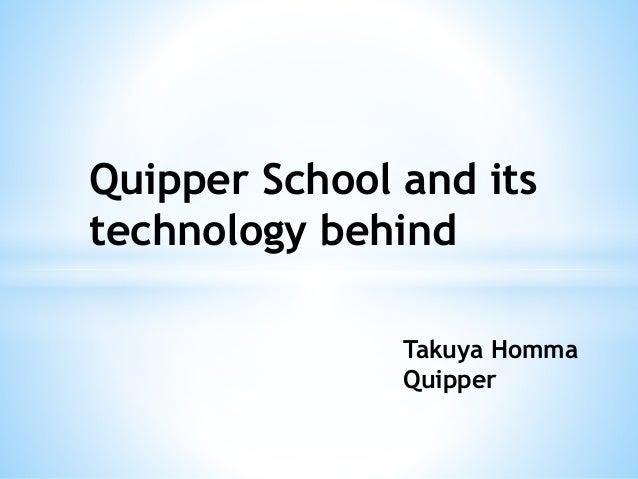 quipper school