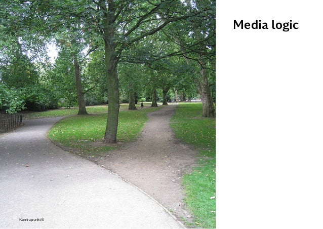 Media logic Kontrapunkt©