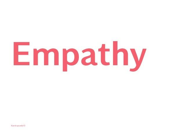 Kontrapunkt© Empathy 21