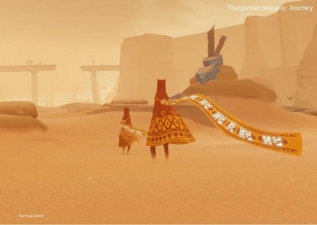 Thatgamecompany: Journey Kontrapunkt©