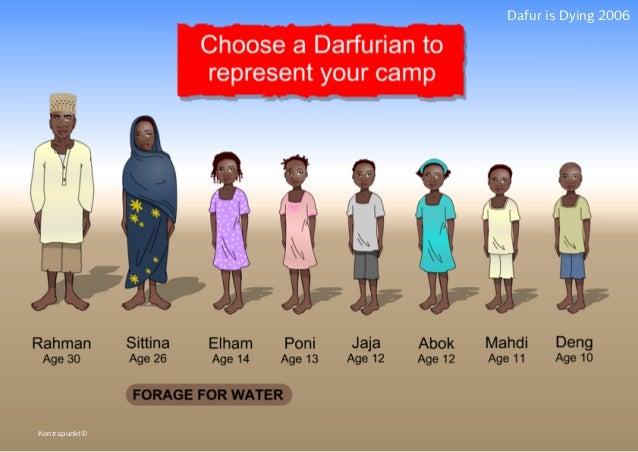 Dafur is Dying 2006 Kontrapunkt©
