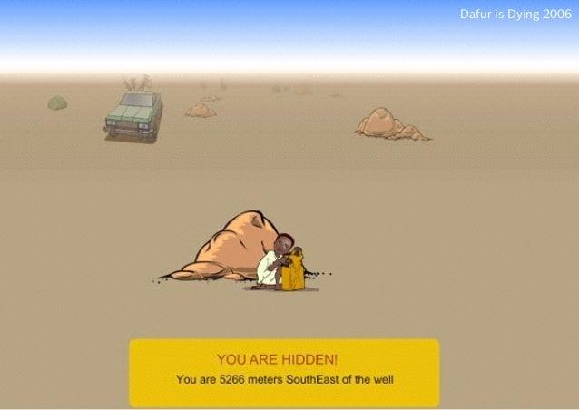 Dafur is Dying 2006