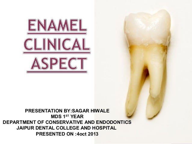 PRESENTATION BY:SAGAR HIWALE MDS 1ST YEAR DEPARTMENT OF CONSERVATIVE AND ENDODONTICS JAIPUR DENTAL COLLEGE AND HOSPITAL PR...