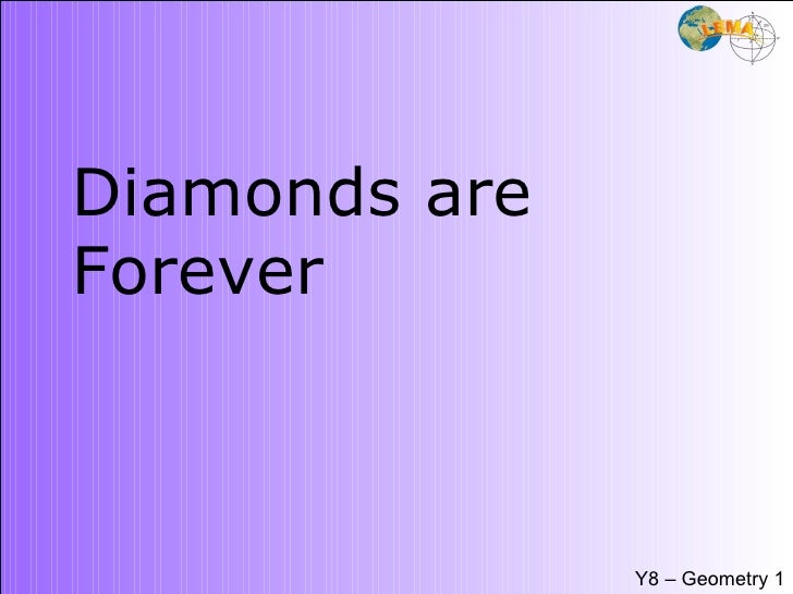 Diamonds are Forever Y8 – Geometry 1