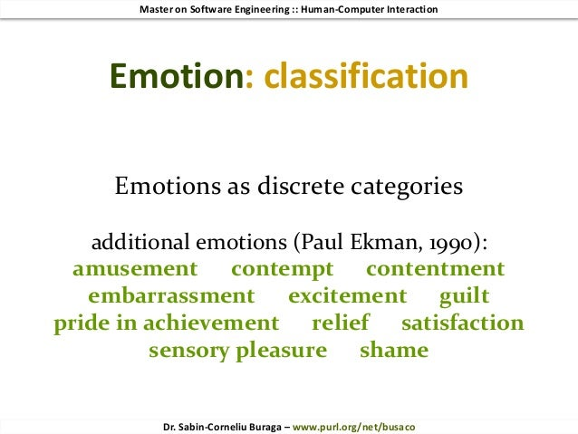the classification of a humans emotions: happiness, sadness essay The classification of a humans emotions: happiness, sadness essay sample  essay pages: 4 word count: 953 rewriting possibility: 99% (excellent)  category:.