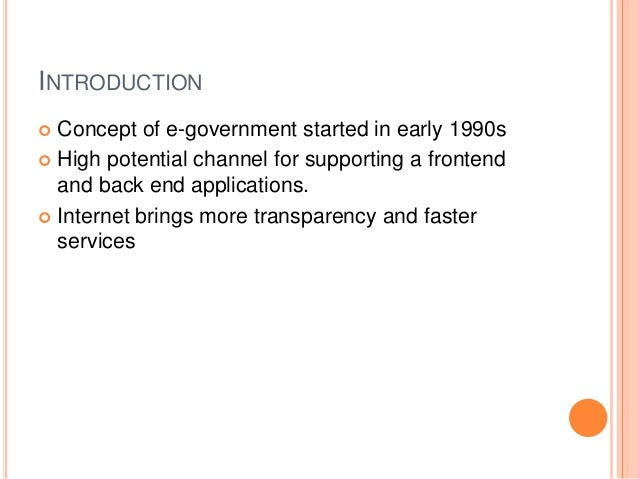 4 e-government Slide 2