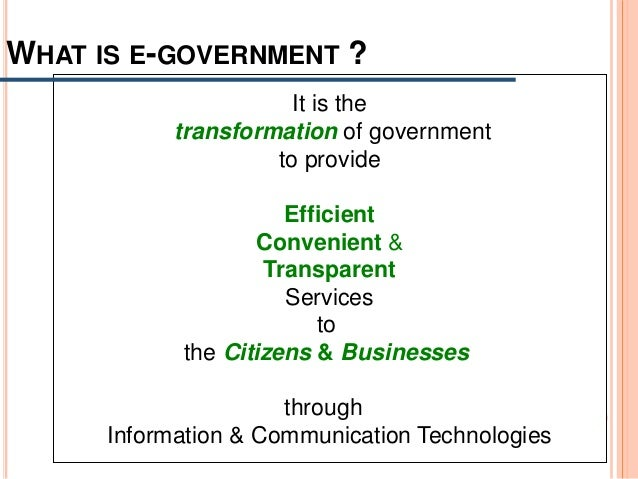 4 e-government Slide 3