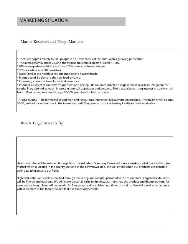 mentha farm business plan Business plan templates an internet search will yield dozens of templates for writing a business plan, some of which are specific to farming you can use any one you like.