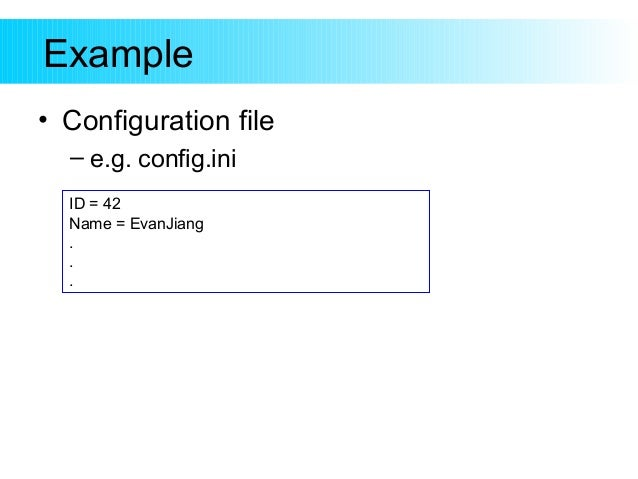 Write a lex program to recognise identifier expected